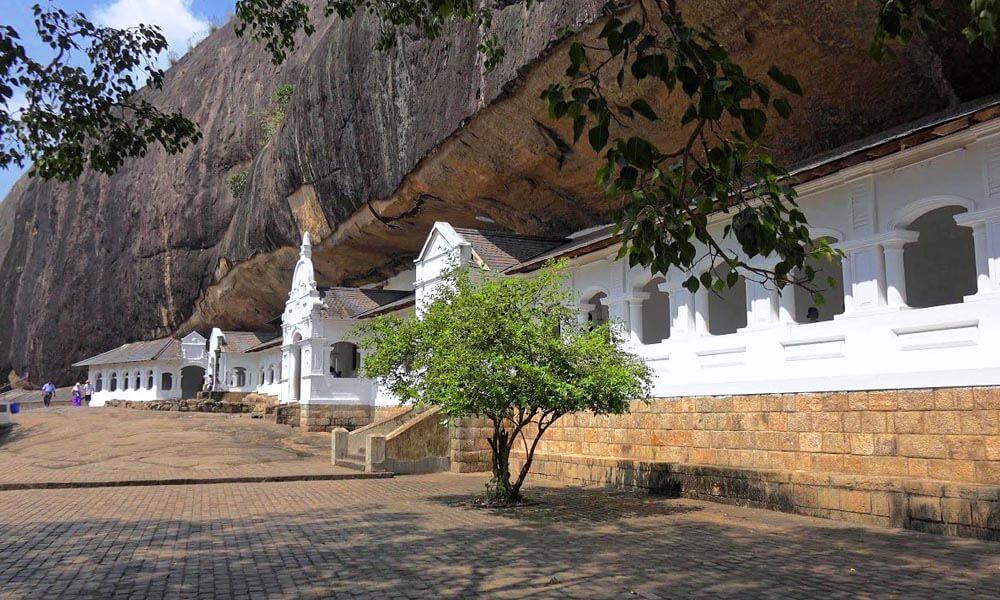 Cave Temple Dambulla
