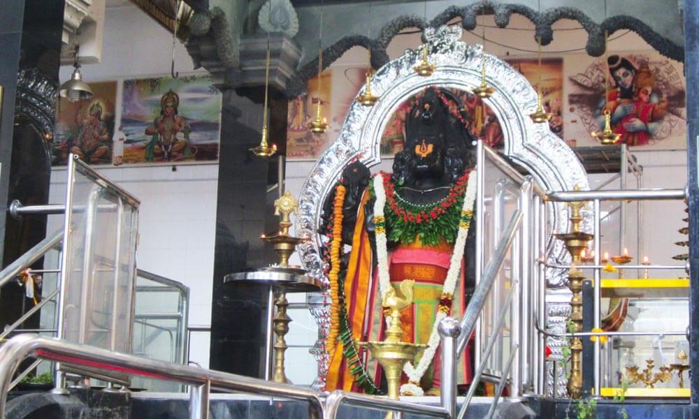Panchamuga Anjaneyer Temple