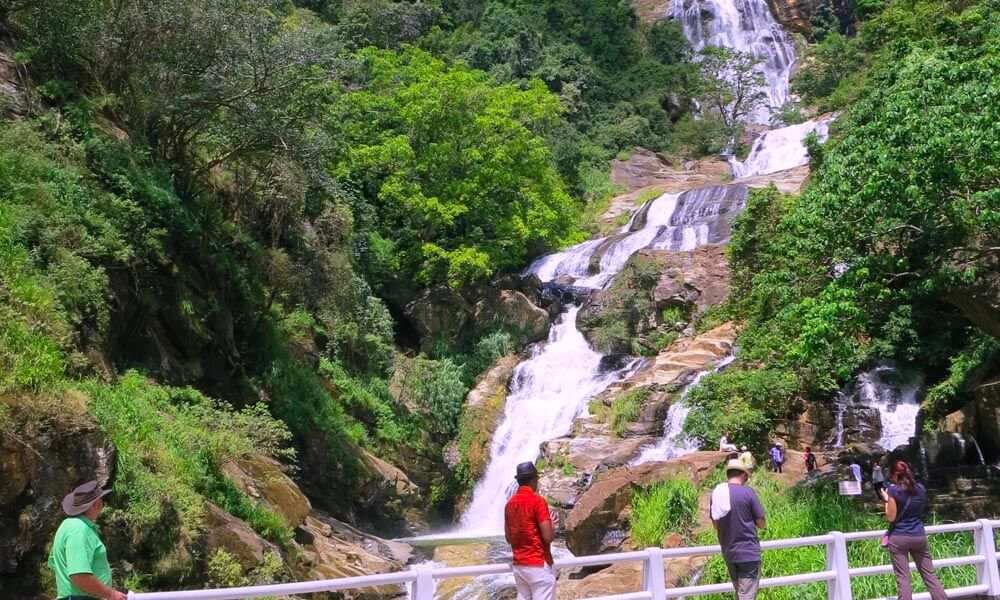 Rawana Ella Falls